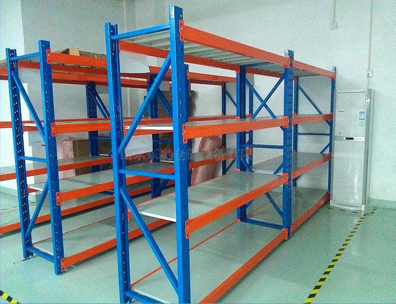 层板中型货架
