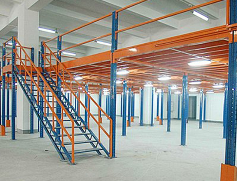 阁楼货架的特点与安装方法